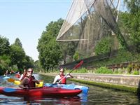 Regents Canal Kayak Tour for Two