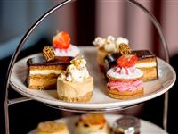 Sparkling Afternoon Tea for Two at London Radisson Blu Edwardian Hotels Experience Day