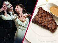 Stalls or Dress Circle Superior Theatre Show and Dining at Marco Pierre White Experience Day