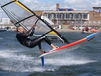 Start Windsurfing for One in Berkshire Two-Day Course