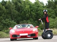 Supercar Drive and Off Road Segway Experience Experience Day