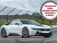 Supercar Driving Thrill at a Top UK Race Track Experience Day