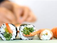 Sushi Workshop Half Day Master Class for One Experience Day