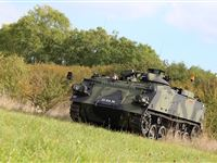 Tank Driving Taster - Special Offer Experience Day
