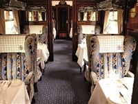 The Golden Age of Travel on Belmond British Pullman for Two