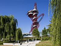 The Slide at The ArcelorMittal Orbit for Two