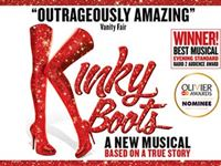 Top Price Tickets to Kinky Boots with a Meal for Two