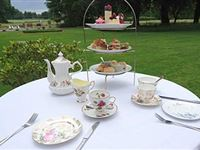 Traditional Afternoon Tea for Two at Esseborne Manor Hotel