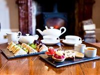 Traditional Afternoon Tea for Two at Northcote Manor Country House