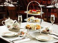 Traditional Champagne Afternoon Tea for Two at Reform Social  Grill Experience Day