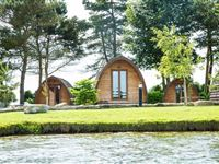 Two Night Break in a Private Camping Pod at Lake Dacre