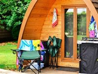 Two Night Stay in a Camping Pod at The Old Rectory Camping Park