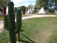 Two Night Stay in a Tipi at Pinewood Park