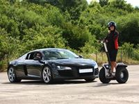 Two Supercar Drive and Off Road Segway Day Experience Day