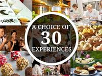 Ultimate Choice for Food and Drink - Gift Experience Voucher