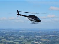 VIP Glimpse of London Helicopter Tour with Bubbly for One Experience Day