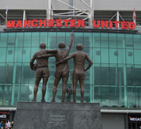 Manchester United Stadium Tours